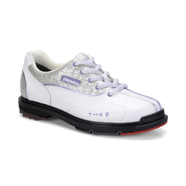 hot sale online 90910 94c9f Bowlingschuhe - Dexter - T.H.E. 9 Womens - White Silver Lilac