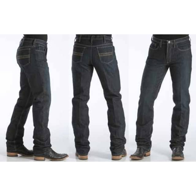 4af3b42c Cinch Men's Silver Label Slim Fit Mid Rise Jeans - The Tack Room , Inc.