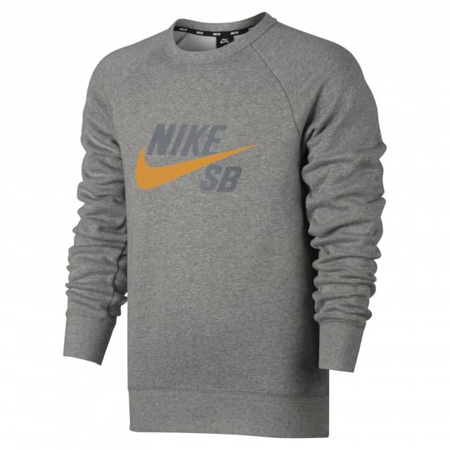 classic style new lower prices release info on Nike SB - M NK SB ICON CREW GFX Sweater