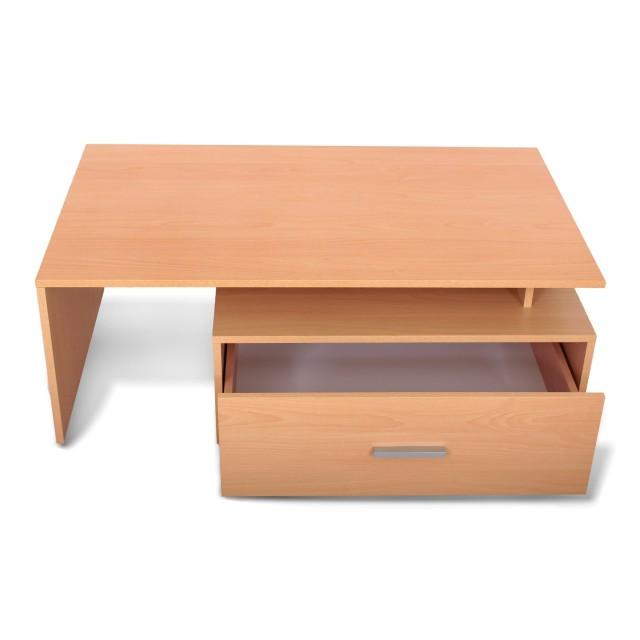Couchtisch Padua Tischplatte 100 X 60 Cm 1 Schublade Buche