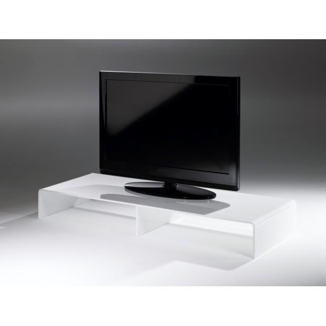 Tv Konsole New York Breite 120 Cm Acrylglas Weiß Möbel Günstigde