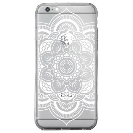 coque iphone 6 mandala noir