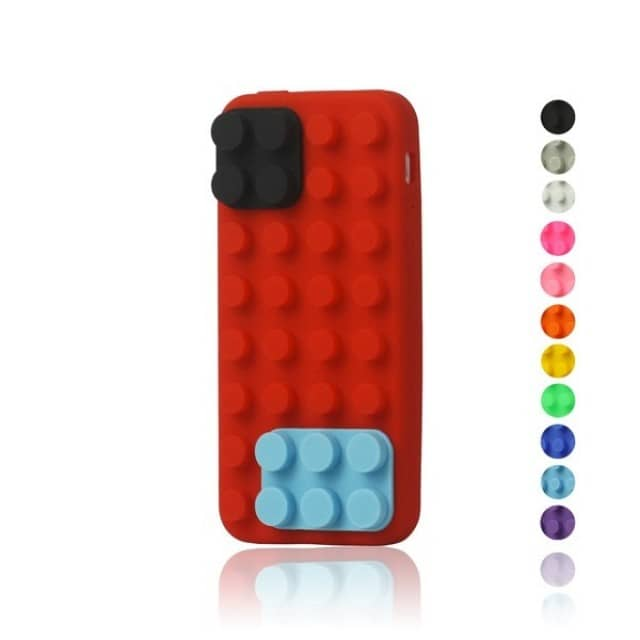 coque iphone x lego
