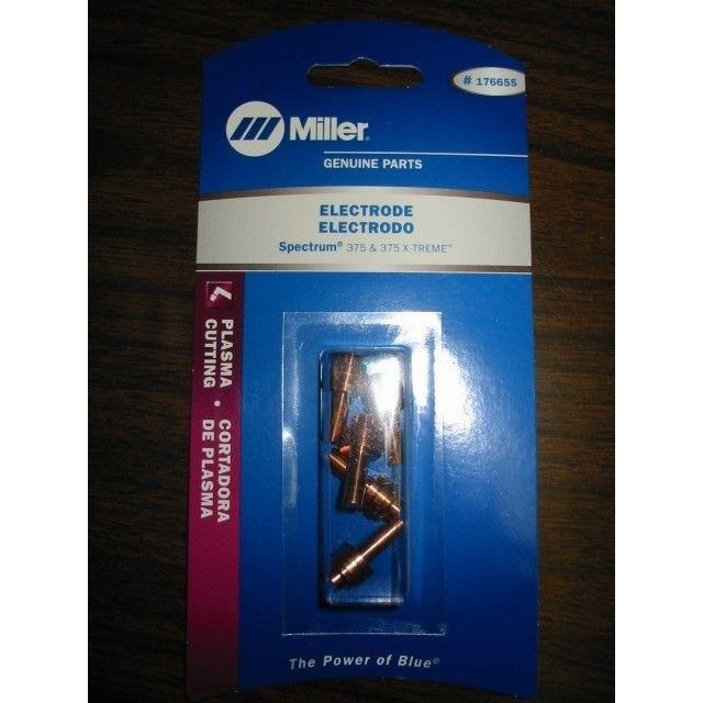 Miller Spectrum 375 >> Miller Genuine Electrodes For Plasma Spectrum 375 375 X Treme