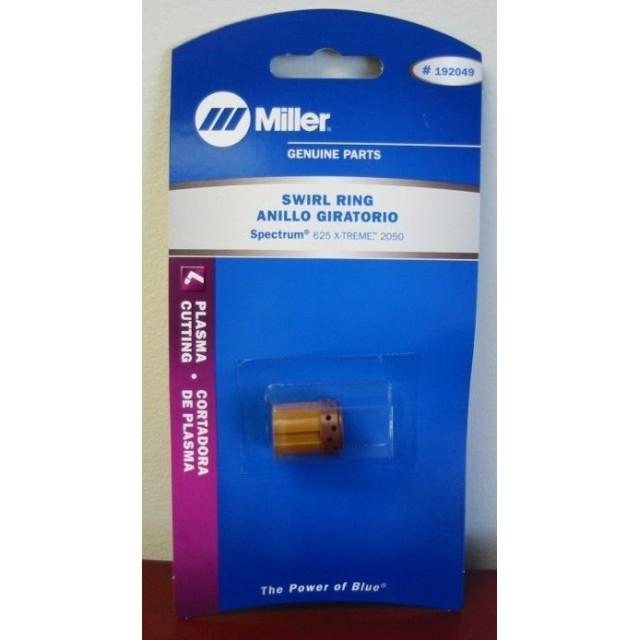 Miller Spectrum 625 >> Miller Genuine Swirl Ring For Spectrum 625 X Treme 2050 Plasma