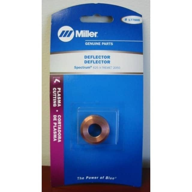 Miller Spectrum 625 >> Miller Genuine Deflector For Spectrum 625 X Treme 2050 Plasma Cutter 177888